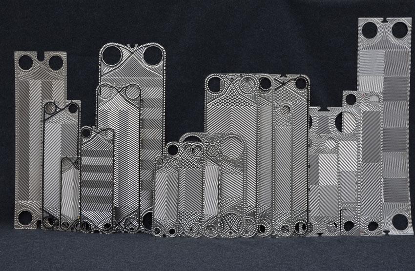 Ersatzplatten für Plattenwärmetauscher | AKK Industrieservice
