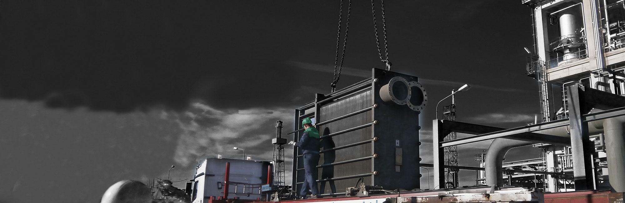 AKK Industrieservice | Ihr Experte für Plattenwärmetauscher